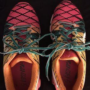 ASICS gel kinsei 5 athletic shoes